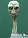 Yarael Poof Jedi Council #2 Star Wars SAGA Series