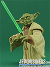 Yoda Jedi High Council Star Wars SAGA Series