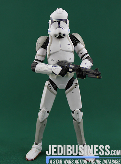 Clone Trooper figure, TBS