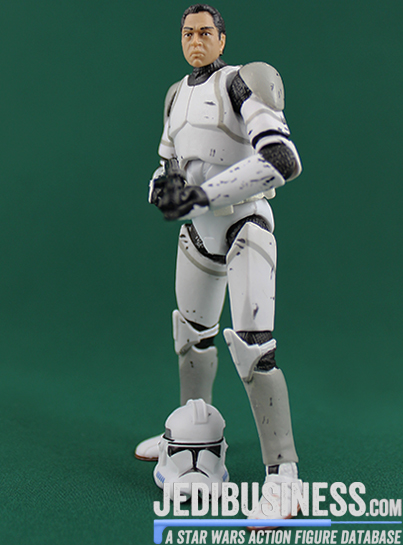 Clone Trooper 41st Elite Corps The Black Series 3.75""