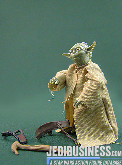 Yoda The Empire Strikes Back The Black Series 3.75""