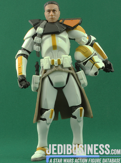 Clone Trooper figure, TLC