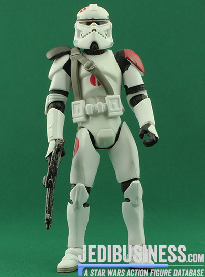 Saleucami Trooper figure, TLC