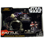 Yoda Skirmish In The Senate 4-Pack