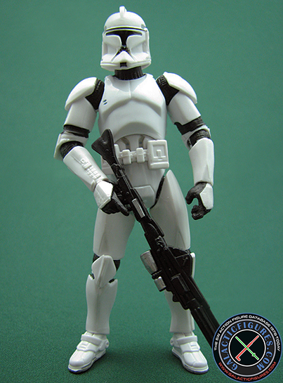 Clone Trooper figure, TVCExclusive