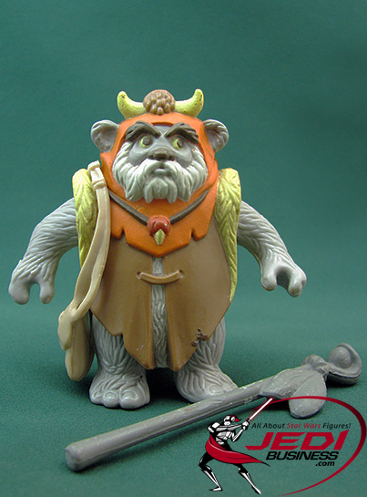 Chief Chirpa figure, VintageEUnproduced
