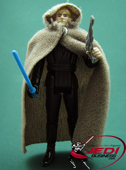 Luke Skywalker figure, VintageRotj