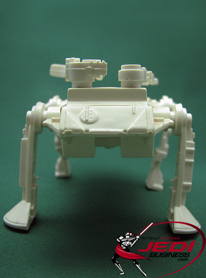 Quad-Pod Droid figure, vintageAnhPackIn
