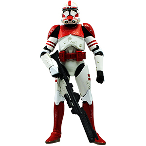 Shock Trooper Clone Troopers Of Order 66 4-Pack