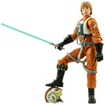 Luke Skywalker In X-Wing Outfit