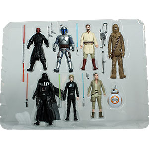 Darth Maul Target 8-Pack