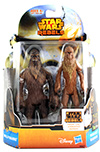 Wookiee Warrior Star Wars Rebels
