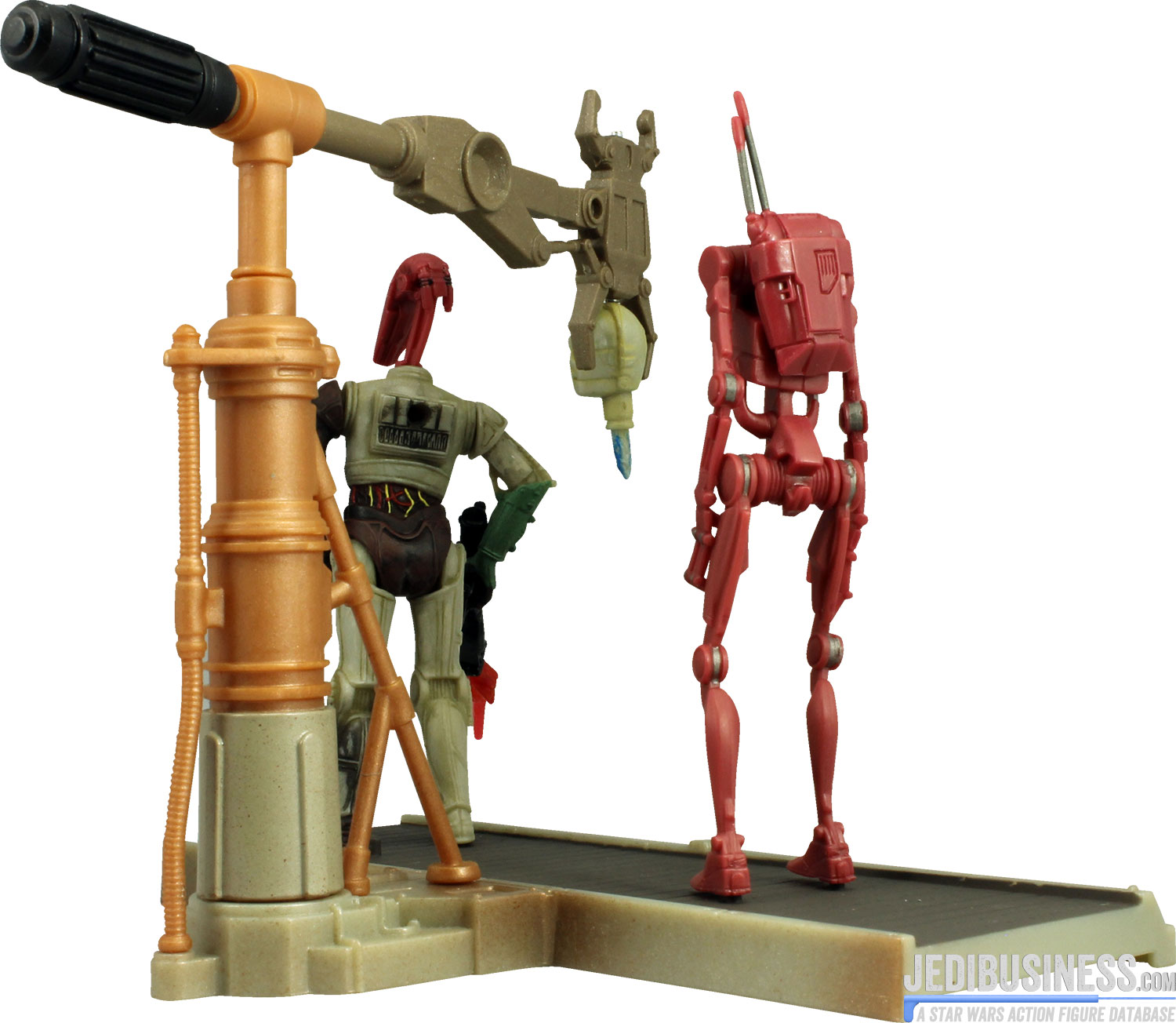 Battle Droid, Droid Factory Assembly Line 2-Pack