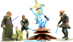 Obi-Wan Kenobi Jedi Warriors 5-Pack