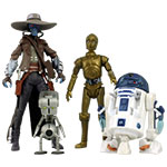 C-3PO Capture Of The Droids 4-Pack