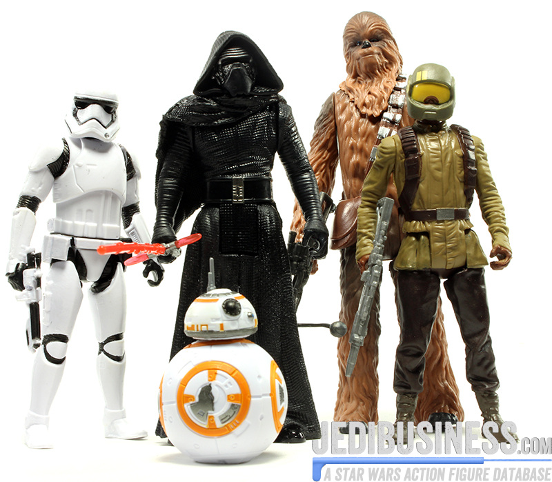 Chewbacca 5-Pack