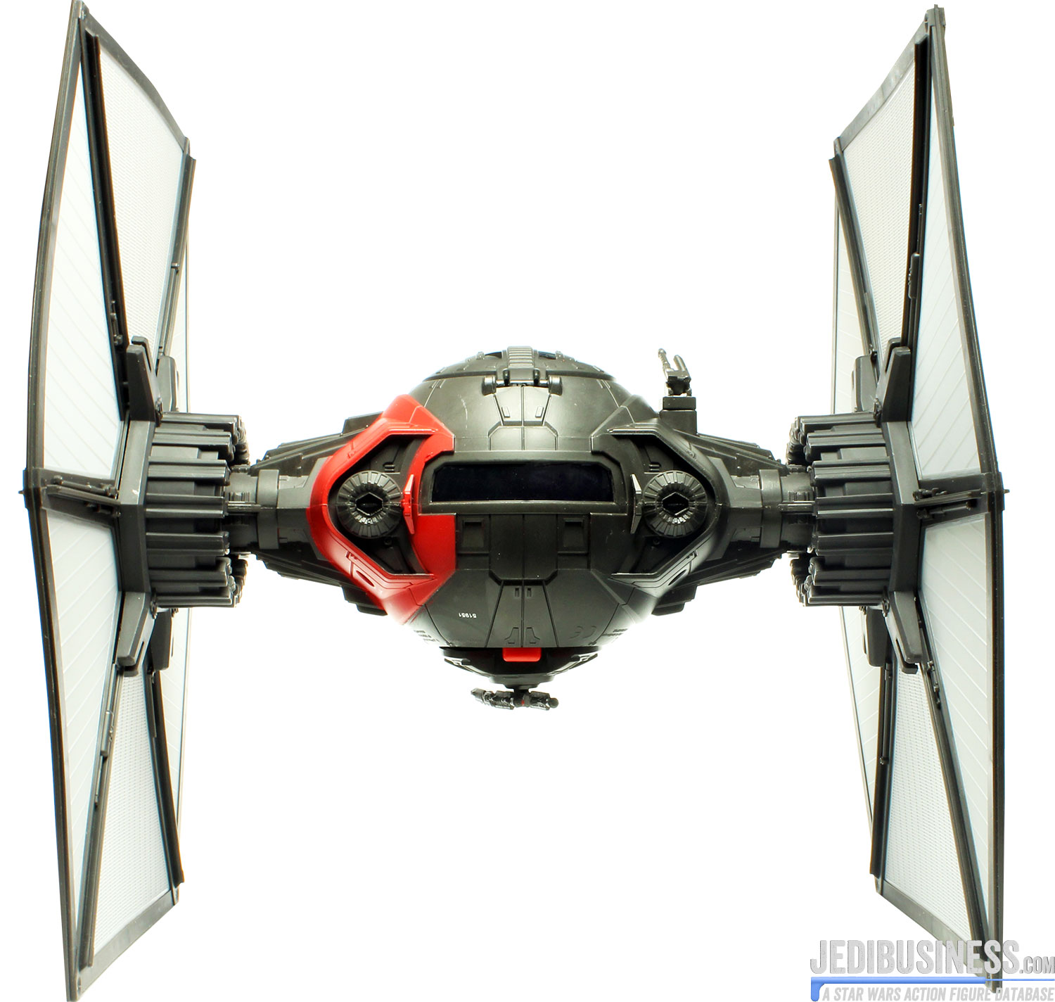 Tie Fighter Pilot With First Order Special Forces Tie Fighter