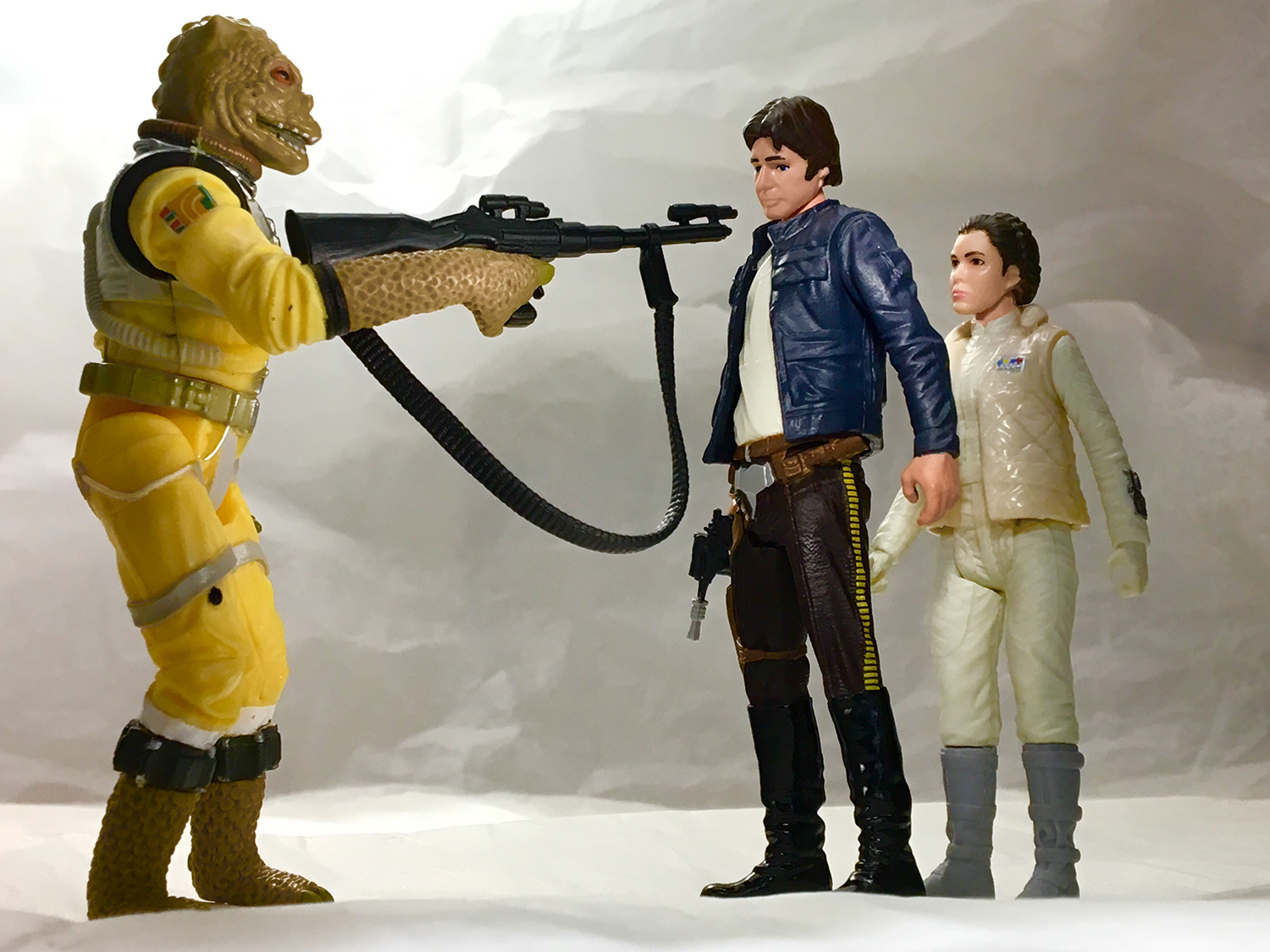 Michael Ahumada's Star Wars Action Figure Photography