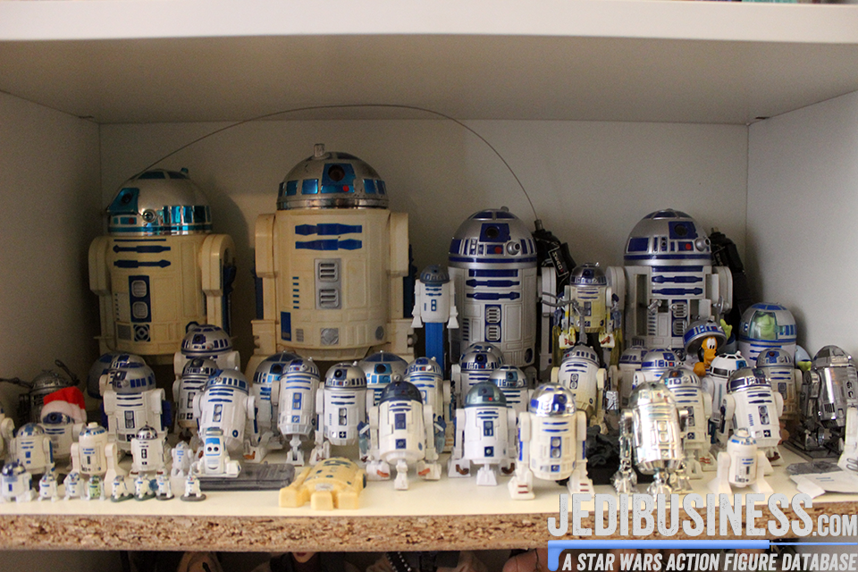 Ryan Beise's Star Wars Collection -  June 2014