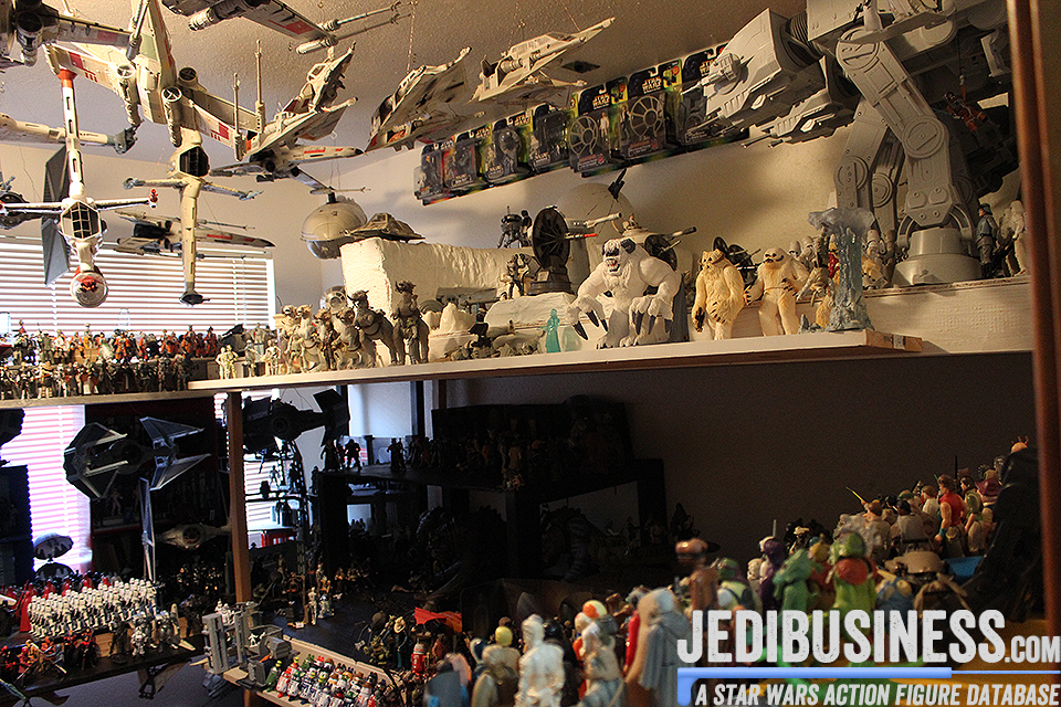 Ryan Beise's amazing Star Wars Collection