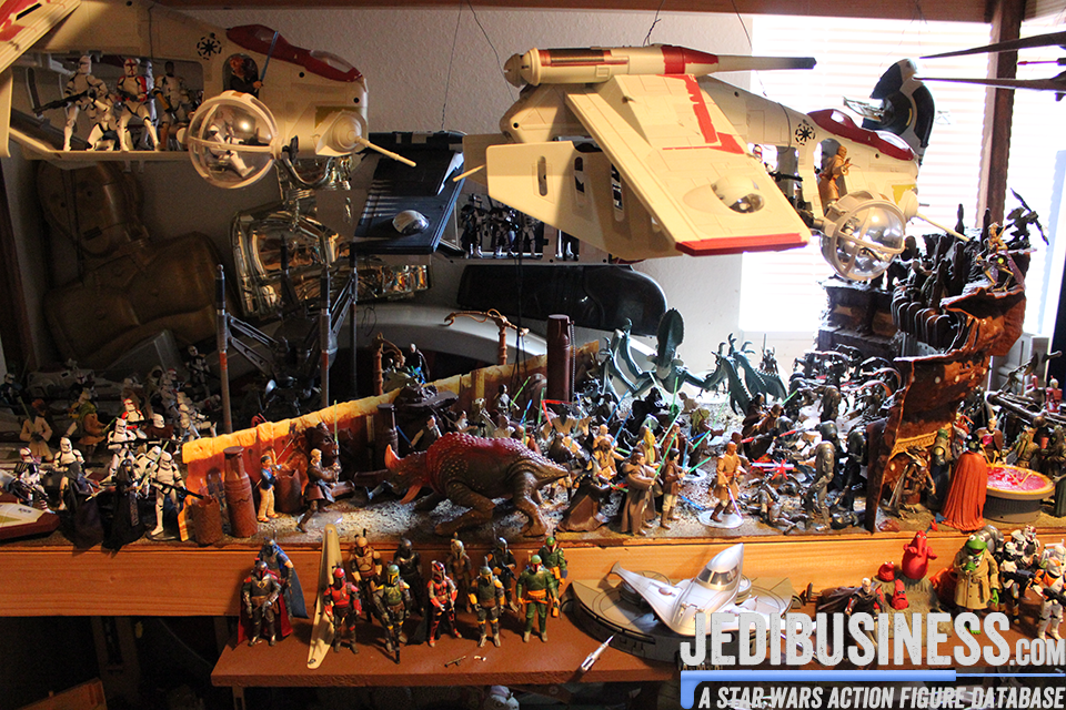 Ryan Beise's incredible Star Wars Collection