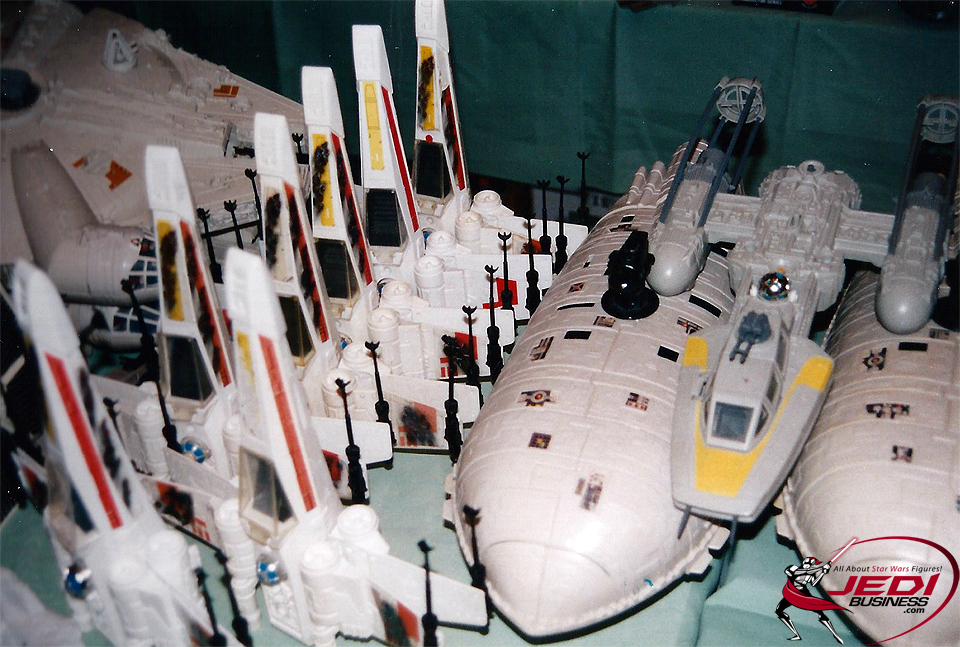 1997 Jedi Con -  Munich Germany