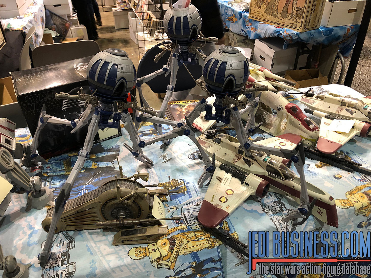 Star Wars Celebration Chicago 2019 - Show Floor