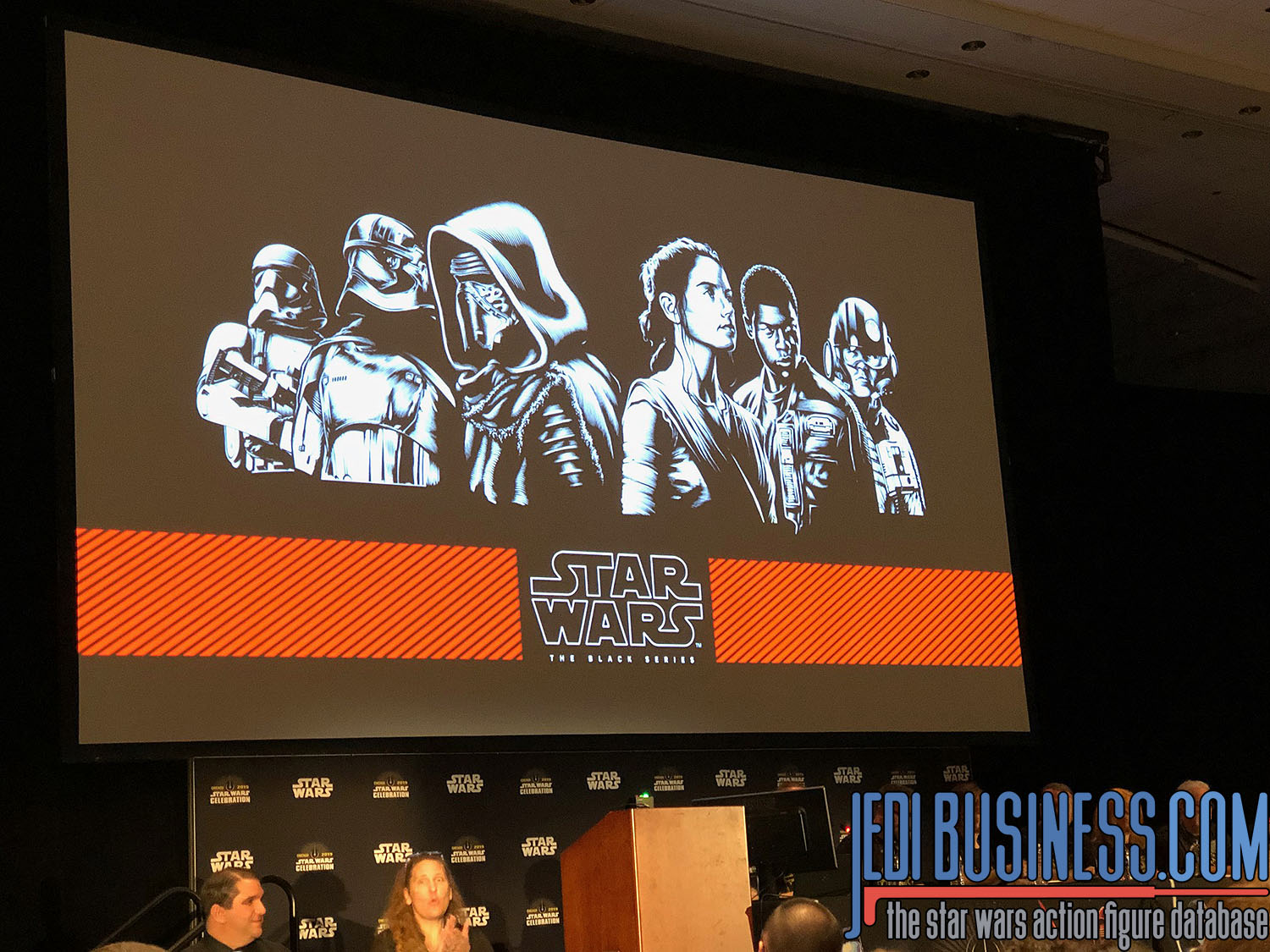Star Wars Celebration Chicago 2019 - Hasbro Panel