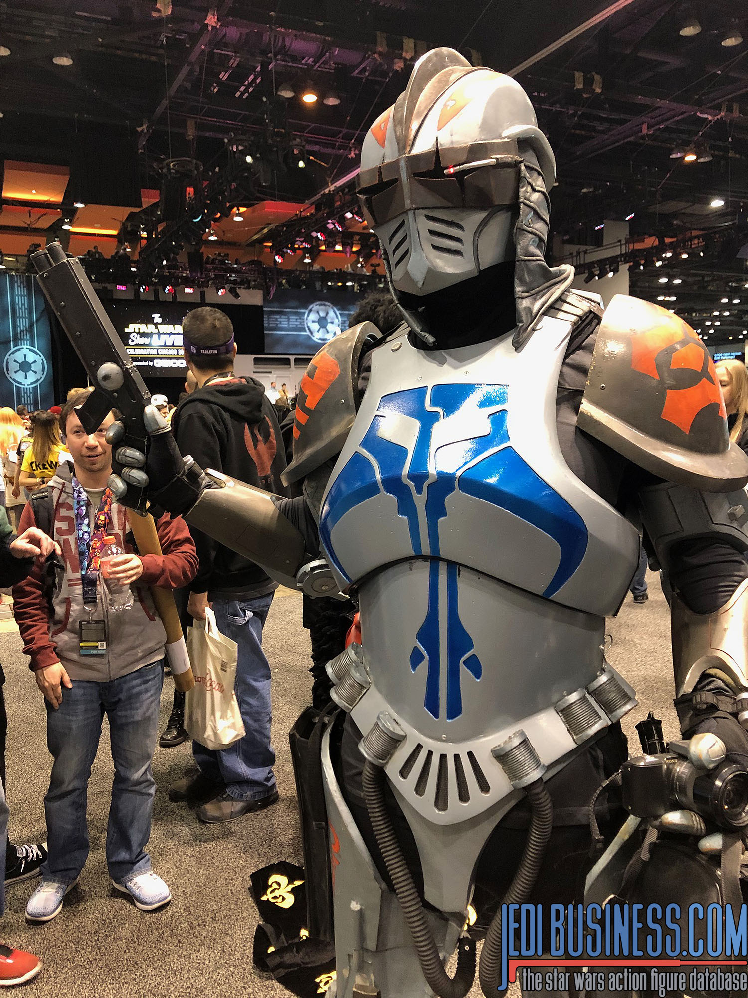 Star Wars Celebration Chicago 2019 - Cosplay
