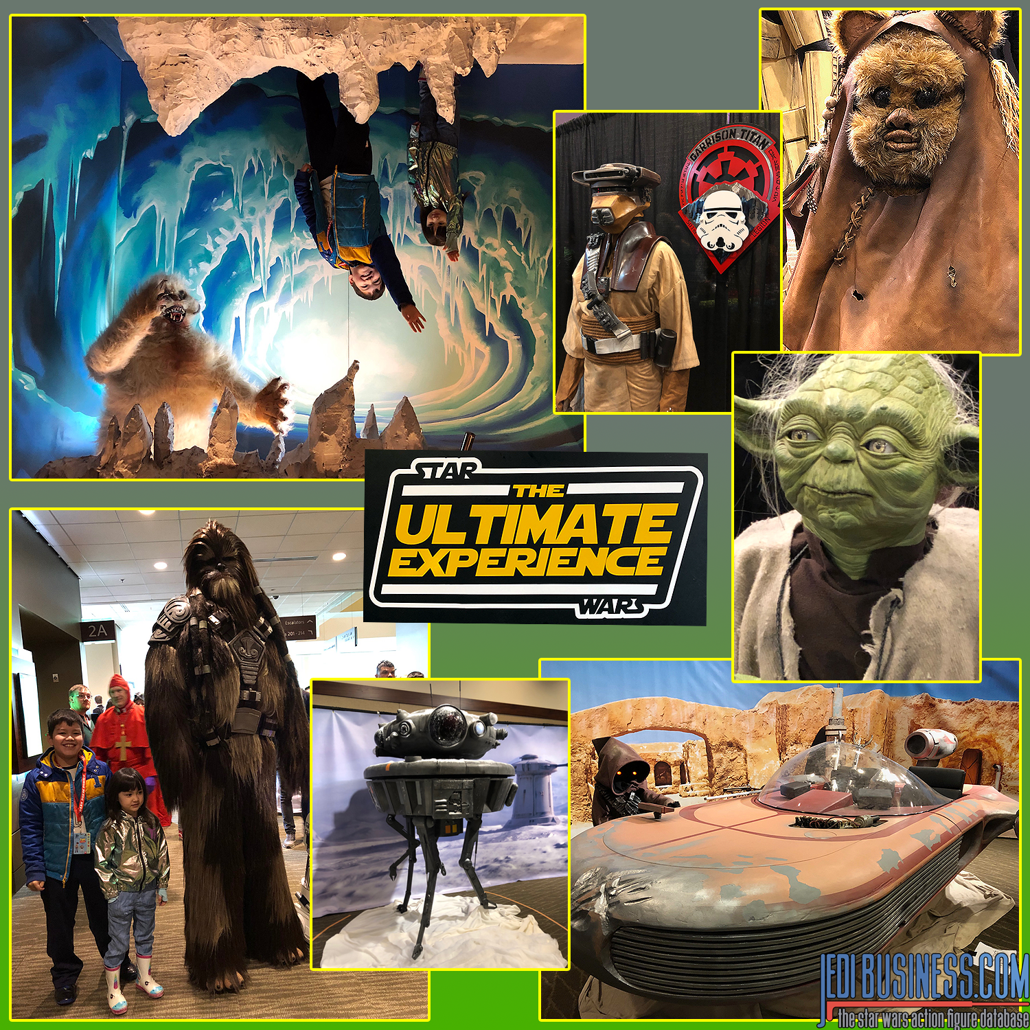 Star Wars The Ultimate Experience At ECCC 2019