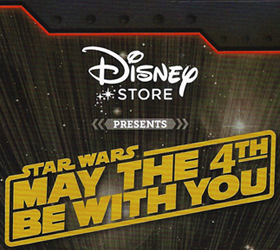 Disney May The 4th Be With You