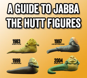 Star Wars Jabba The Hutt Guide