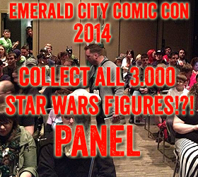 Star Wars Emerald City Comic Con Panel 2014