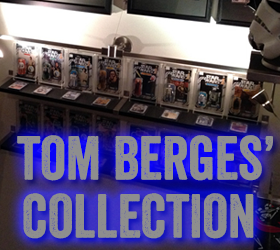 Tom Berges' Star Wars Collection