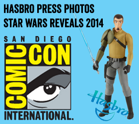 Star Wars SDCC 2014