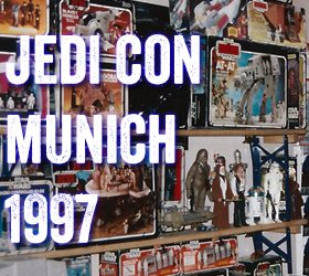 Star Wars Jedi Con 1997, Munich Germany