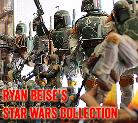 Star Wars Ryan Beise's Collection