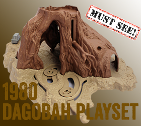 Star Wars Dagobah Action Playset