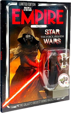 Star Wars Empire Magazine With Kylo Ren, UK Exclusive