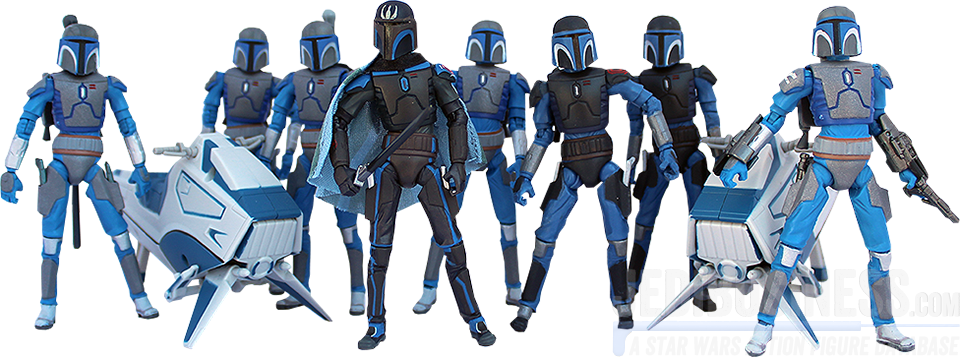 Mandalorian Warriors