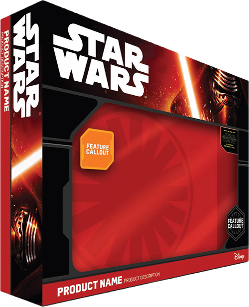Star Wars The Force Awakens Packaging Reveal