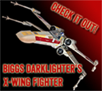Biggs Darklighter's X-Wing Fighter