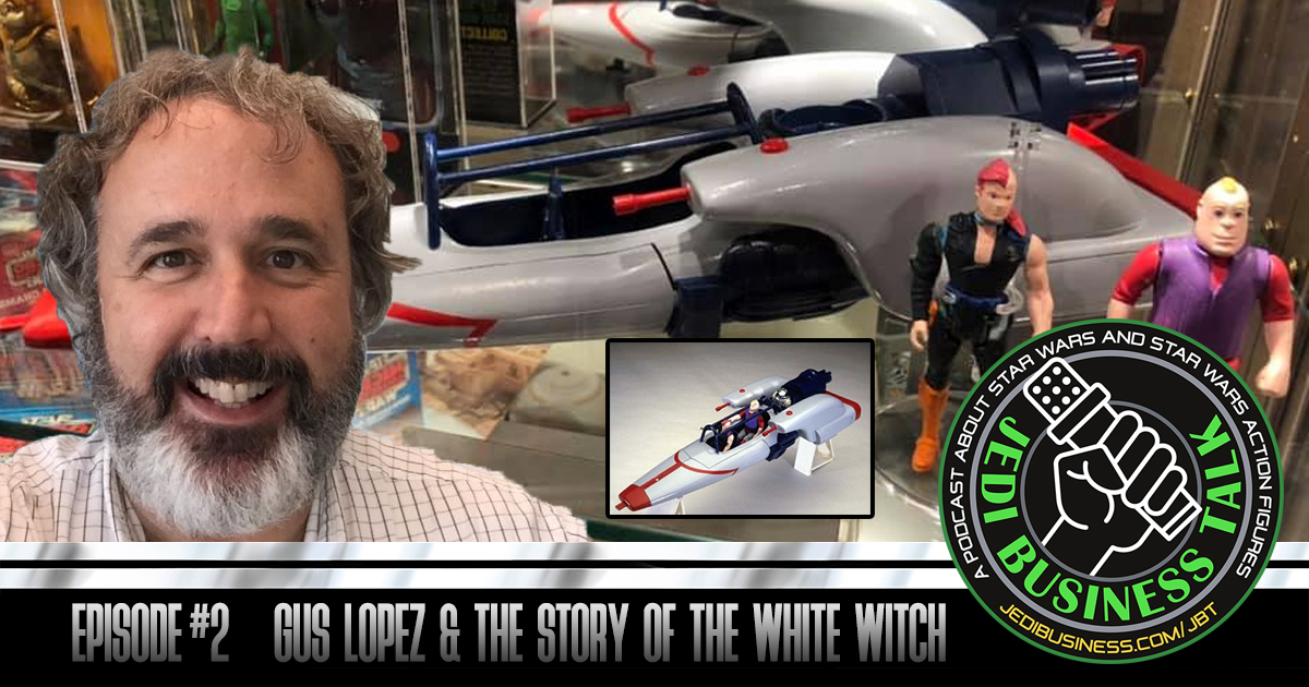 JBT - Episode 2 - Gus Lopez & The White Witch