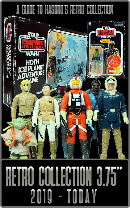 Star Wars The Retro Collection