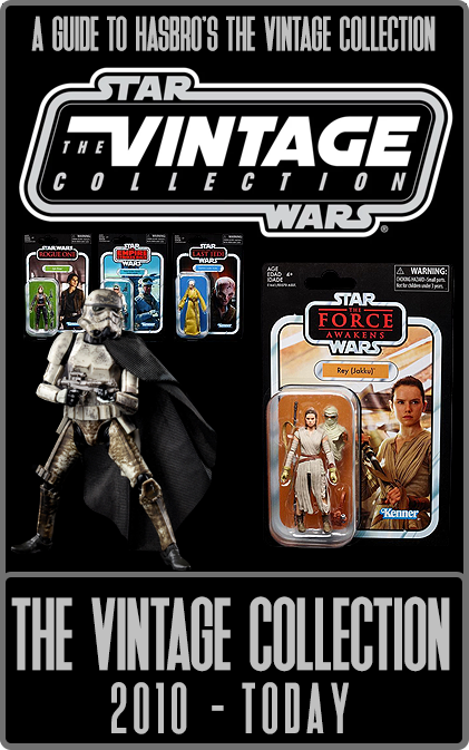 Star Wars The Vintage Collection