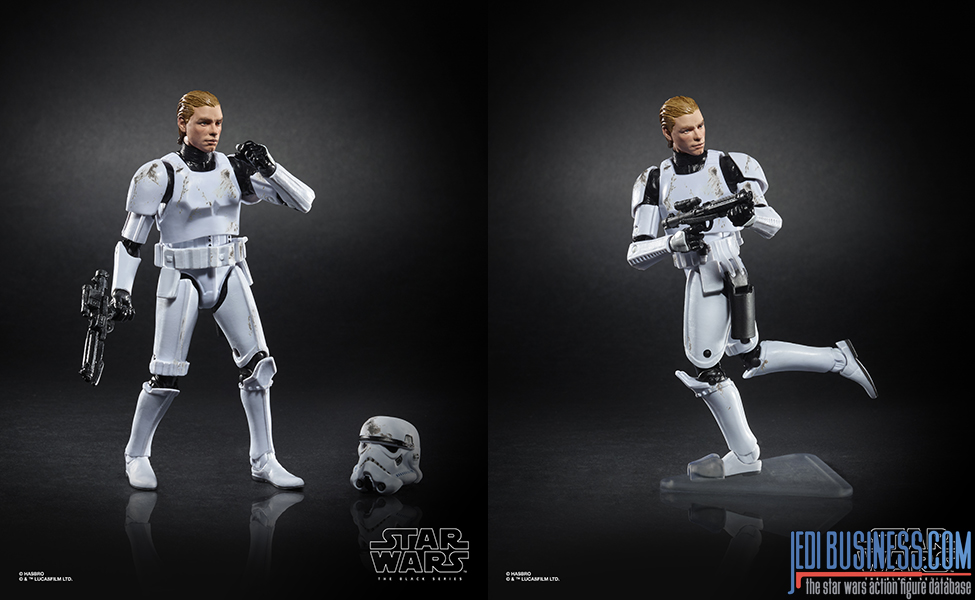 Black Series Luke Skywalker Stormtrooper