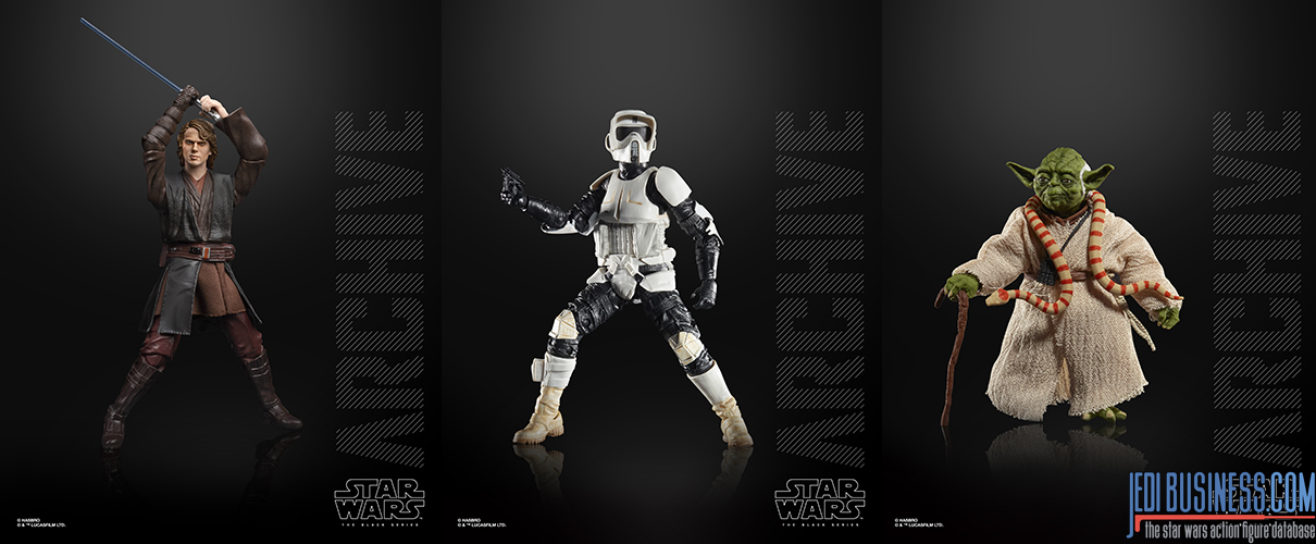 Black Series Archive