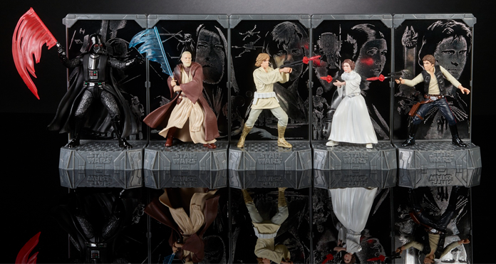 Star Wars 40th Anniversary Hasbro
