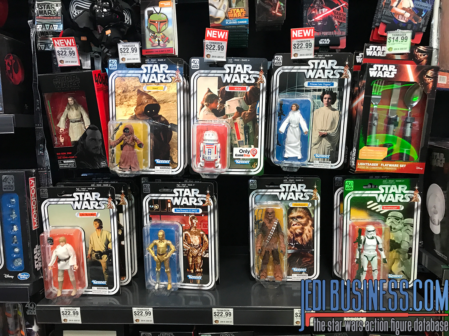 Think Geek Star Wars
