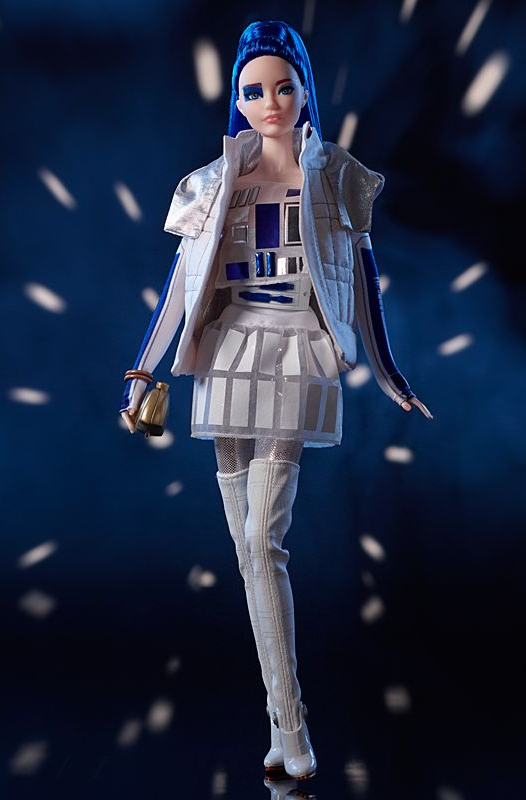 Star Wars Barbie